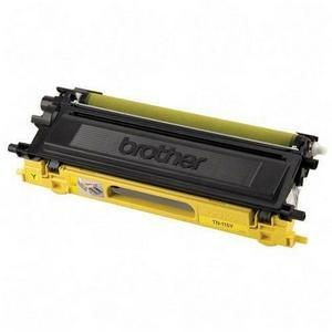 Brother TN115Y Original Toner Cartridge - Laser - 4000 Pages - Yellow - 1  Each