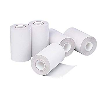 Non-BPA thermal rolls are high-sensitivity thermal paper is designed for crisp, clear, durable print images.
