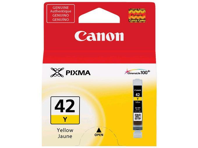 Canon CLI-42 Yellow Ink Cartridge