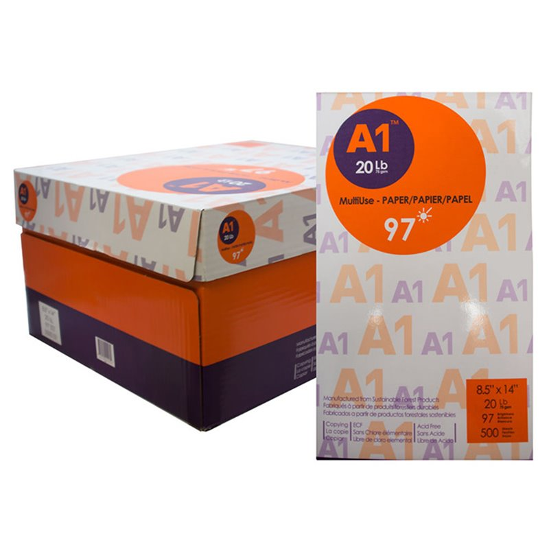 A-1 Legal Sized Paper