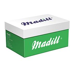 8.5 x 11 Copy Paper - 20 lb, 92 Brightness - 5,000 Sheets per Box- 10 Packs per Box