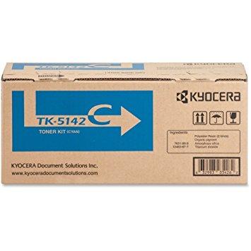 KYOCERA TK5142 TONER CYAN YLD 5K PG