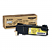 Toner cartridge - Yellow - 1000 pages - Phaser 6125