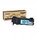Toner cartridge - Cyan - Up to 1000 pages - Phaser 6125